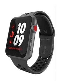 Apple Watch_Series-3_Nike Band_